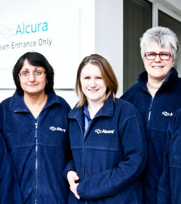 Alcura patients support